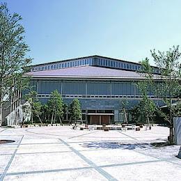 静岡県武道館のメイン画像です