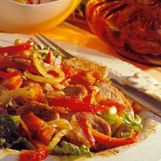 Smoky Mexican Pork Stir Fry.