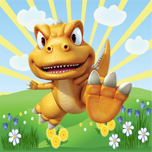 Gon Baby Dinosaur Running Hill for PC and MAC