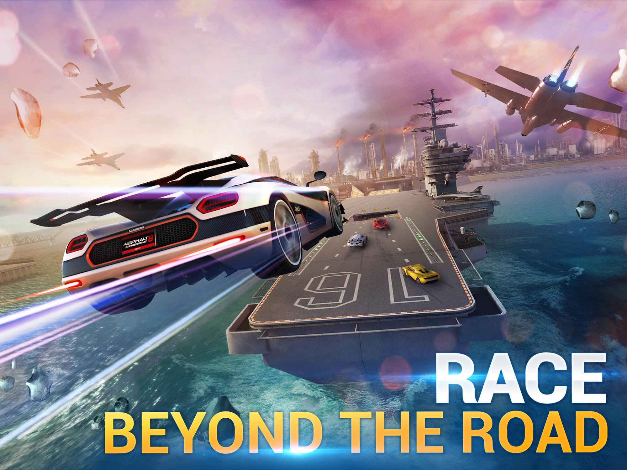 Asphalt 8: Airborne screenshot #3