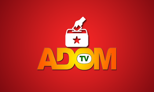 Adom TV Ghana Election screenshot 2