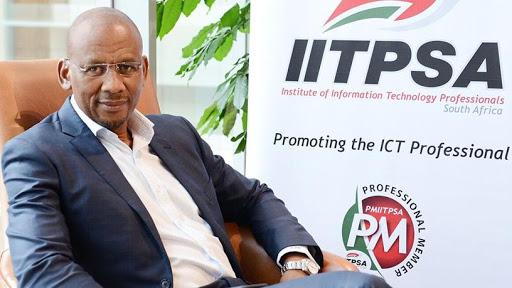 Teddy Daka, CEO of Etion.