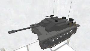 StuG III F/8 微改造版
