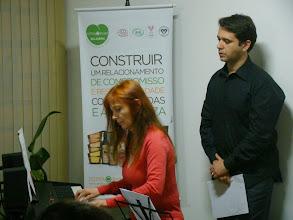 Photo: Profº Públio (piano e canto)