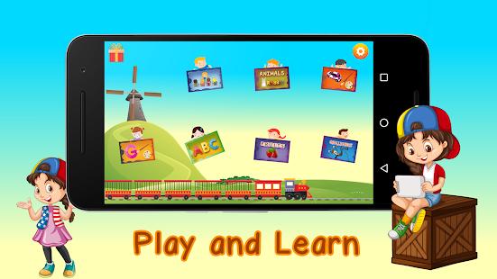 KidsApp - náhled