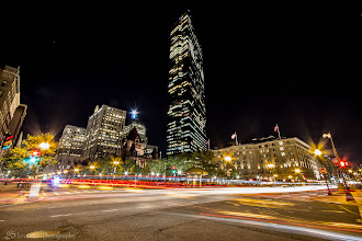Photo: Copley Square by Night, Boston, MA