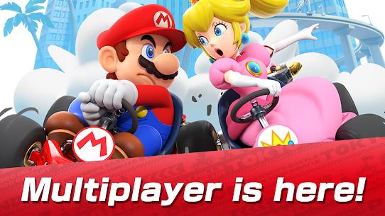Mario Kart Tour MOD APK (Unlimited Rubies) 1