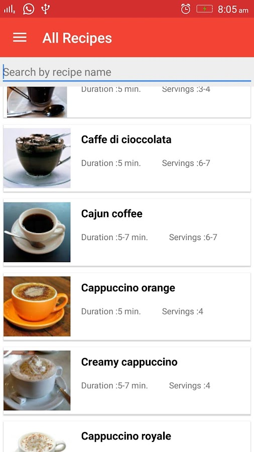 Cooking Recipes offline- screenshot