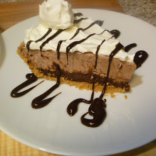 Easy Double Chocolate Ice Box Pie