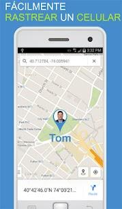 GPS Localizador de moviles por número 1