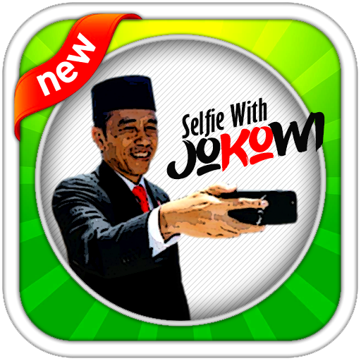 Selfie With Jokowi
