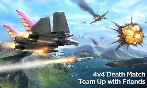 Air Combat OL: Team Match  screenshots 2