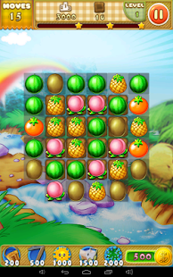 Fruit Crush 3- screenshot thumbnail