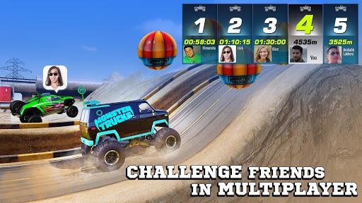 Monster Trucks Racing 2020 apkpoly screenshots 2