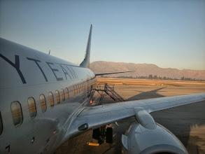 Photo: サンチャゴ空港