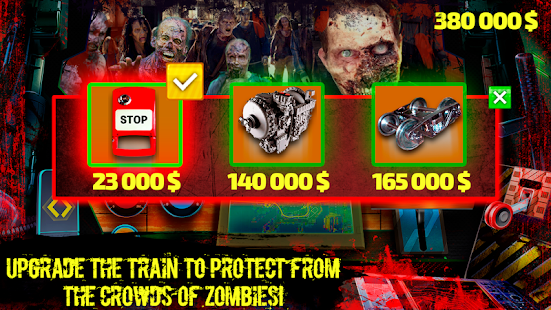 Train - Survival in Zombie Apocalypse - náhled