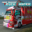 Mod Bussid Truck Canter Wahyu Abadi Muatan Cabe icon