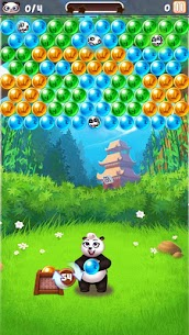 Panda Pop! Bubble Shooter Saga   Blast Bubbles App Latest Version Download For Android and iPhone 7
