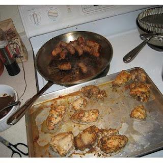 Baked Chicken Oregano