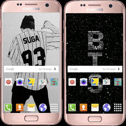 BTS wallpapers KPOP 2.1 screenshots 4