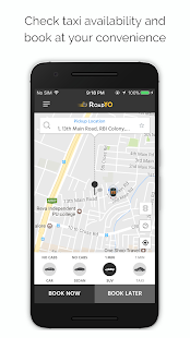 Roadyo - For On-demand Taxi Booking- screenshot thumbnail