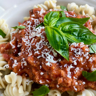 Roasted Vegetable Red Sauce.