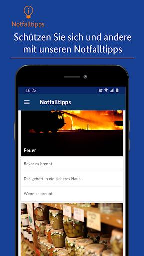 NINA - Die Warn-App des BBK  screenshots 9