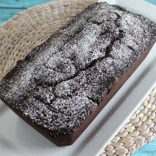 Mexican Chocolate Loaf Cake