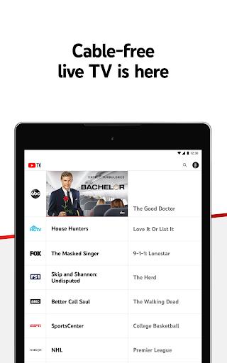 YouTube TV - Watch & Record Live TV 4.33.3 Screenshots 6