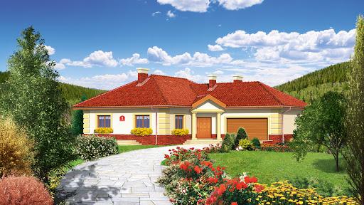 projekt Dom przy Romantycznej