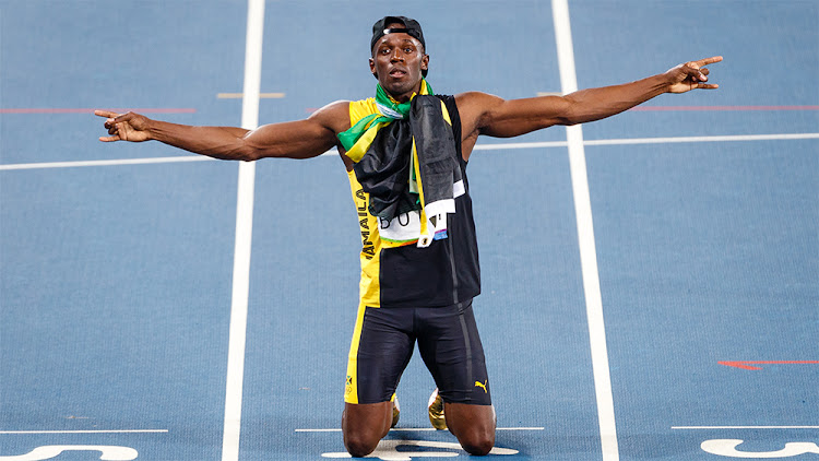 best sneakers 31310 0a953 2020 Olympics is the main prize  Usain Bolt offers advice to Wayde van  Niekerk