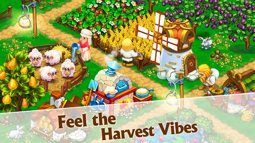 Harvest Land: Farm & City Building apkdebit screenshots 6