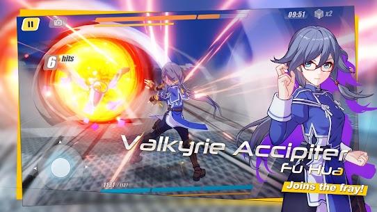 Honkai Impact 3 MOD (Weak Enemy/HP+ATTACK/Infinite Skill/Auto Battle) 3