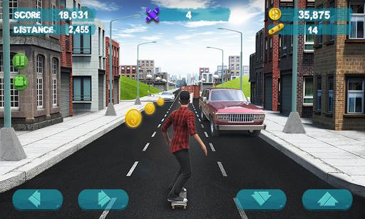 Street Skater 3D: 2 1.3 screenshots 1