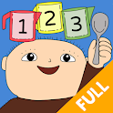 Play 123, Alfie Atkins - Full icon