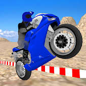 Motorbike Mountain Racing 3D