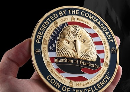 10% OFF - Custom Challenge Coins - Get The Coupon Code! - Military