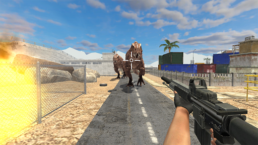Dinosaur Shooting Simulator screenshots 10