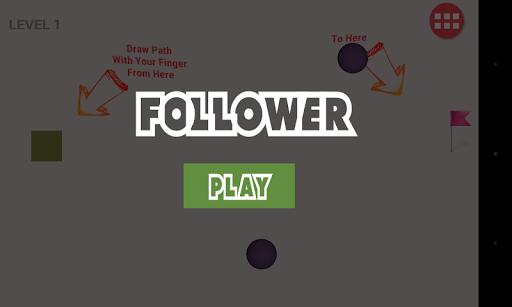 Follower - Follow to own line