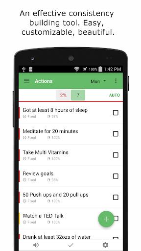 List - Daily Success Checklist