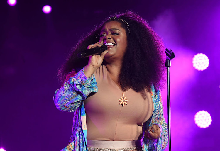 Singer Jill Scott performs onstage during the 2018 Essence Festival on July 6 2018 in New Orleans, Louisiana.