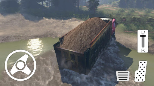 Truck Driver Operation Sand Transporter 1.1 screenshots 3