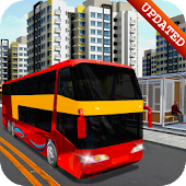 Transport city bus simulator