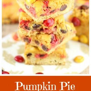 Pumpkin Pie Gooey Butter Bars