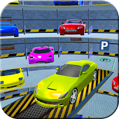 Classic Multilevel Real Drive Car Parking Mania