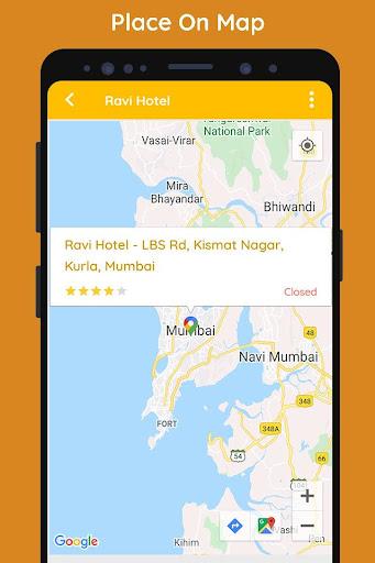 Restaurants & Cafe: Near Me screenshot 6