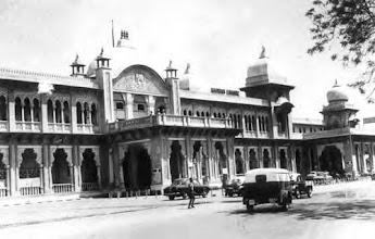 Photo: Egmore Railway station