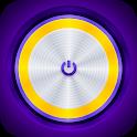 Flashlight stroboscope led no ads icon