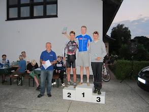 Photo: MU19 1. Fabian Brintrup (Gesamtsieger) 2. Lukas Loer 3. Johan Leinau