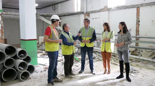 En marcha las obras para la remodelación del Mercado Central